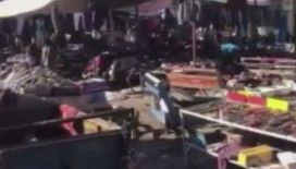 Bağdat'taki patlamada ölü sayısı 21'e, yaralı sayısı 44'e yükseldi