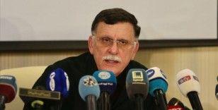 Libya Başbakanı Serrac'dan BM'ye ülkesinde seçimlerin yapılmasını destekleme çağrısı