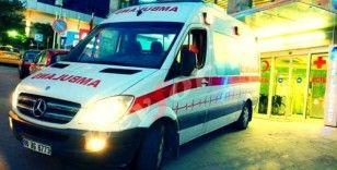 Samsun'da sobadan zehirlenen 2 kişi hastanelik oldu
