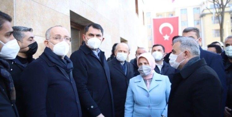 """""""Depremler bize Türkiye'nin her yerinde kentsel dönüşümün ne kadar önemli olduğunu gösteriyor"""""""