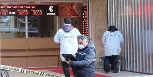 Şişli'de döviz bürosuna silahlı saldırı