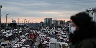 Geçen yıl trafiğe yaklaşık 1 milyon 39 bin aracın kaydı yapıldı