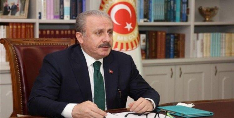 TBMM Başkanı Şentop, Japonya ve Bangladeş'in Ankara büyükelçilerini kabul etti