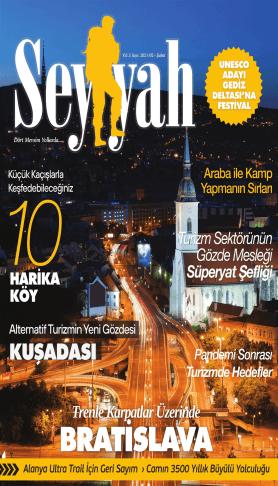 Seyyah - Şubat 2021