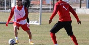 Sivasspor, kupa maçına hazır