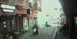 Dehşet anları kamerada: Beyzbol sopasıyla dövüp, silahla yaraladılar