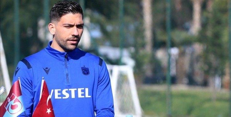 Trabzonsporlu futbolcu Bakasetas: Kupalar kazanmak ve başarı elde etmek istiyoruz