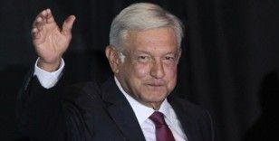 Meksika Devlet Başkanı'ndan ABD'ye gitmeye çalışan göçmenlere 'Kapılar açık değil' uyarısı