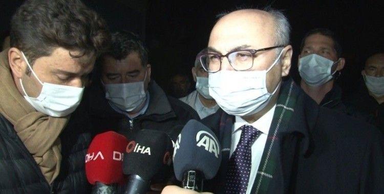 İzmir Valisi Köşger: '16 vatandaşımız yaralandı'