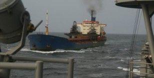 Korsanlar tarafından kaçırılan 15 Türk denizci kurtarıldı