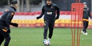 Galatasaray'da hazırlıklar devam etti