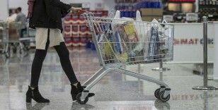 Perakende satış hacmi yıllık yüzde 0,6 arttı