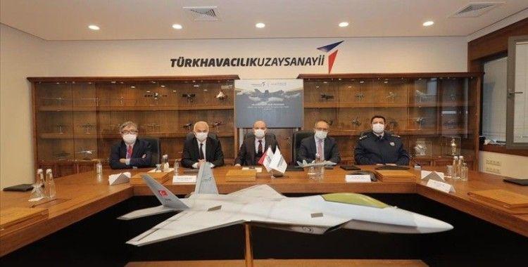 TUSAŞ VE TRMOTOR yerli güç üniteleri geliştirmek için protokol imzaladı