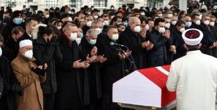 Cumhurbaşkanı Erdoğan Kadir Topbaş için düzenlenen cenaze törenine katıldı