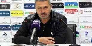 Tokatlı: 'Hatayspor, hiçbir maçta bu kadar baskı yememiştir'