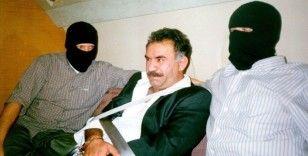 Teröristbaşı Öcalan'ın siyasi sığınma hayalleri 22 yıl önce Türkiye'nin operasyonuyla son buldu