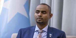 Somali Adalet Bakanı Nur: Türk milletinin acısını derinden hissediyor ve paylaşıyorum