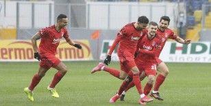 Süper Lig: Gençlerbirliği: 0 – Beşiktaş: 1 (İlk yarı)
