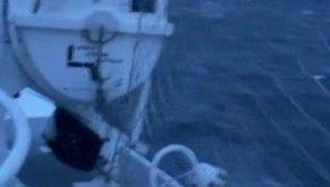 Marmara'da deniz ulaşımına kar ve fırtına engeli