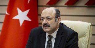 YÖK Başkanı Saraç: Üniversitelerde yüz yüze eğitim konusundaki görüşün bu hafta içi netleşeceğini umuyoruz