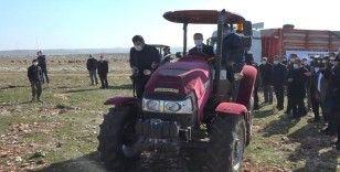 Cumhurbaşkanı Erdoğan'ın örnek gösterdiği ilçede çiftçiye büyük destek