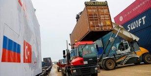 Türkiye ile Rusya arasındaki ticaret demir yolu taşımacılığıyla artacak