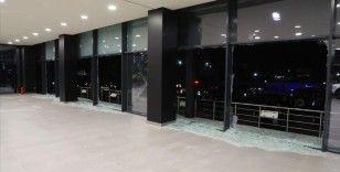 Erbil'deki havalimanına 14 roketin fırlatıldığı ortaya çıktı