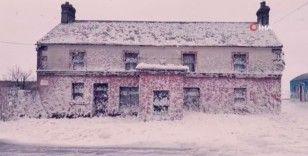 İrlanda'da kasaba köpüklere teslim oldu