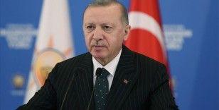 Cumhurbaşkanı Erdoğan Azerbaycan Cumhuriyeti Başsavcısı Aliyev'i kabul etti