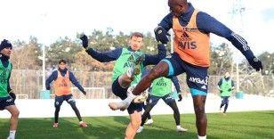 Fenerbahçe, Göztepe maçı hazırlıklarını sürdürdü