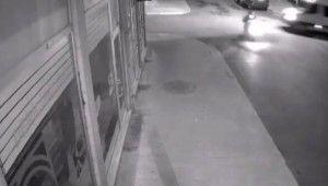 Pendik'te feci motosiklet kazası kamerada