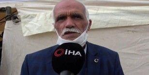 """Şehit polisin babası: """"Ben oğlumu yıkadım, kurşunla öldürülmüş"""""""