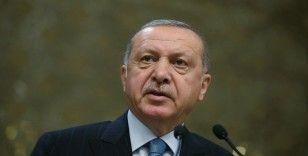 Cumhurbaşkanı Erdoğan, Milli Sporcu Burs Programı'nı tanıttı