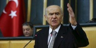 MHP Genel Başkanı Bahçeli: Gara'da devleti karalamak, terör örgütü PKK'yı aklamak demektir