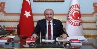 Şentop: 'DEAŞ'a karşı göğüs göğse mücadele veren tek NATO müttefikinin Türkiye olduğu gerçeği görmezden gelinmemeli'