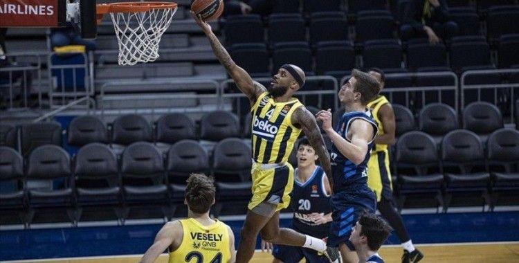 Fenerbahçe Beko'dan Avrupa'da üst üste 10. galibiyet