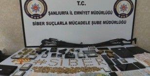 Şanlıurfa ve Adana'da yasadışı bahis operasyonu: 20 gözaltı