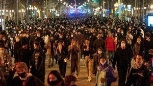 İspanya'da rapçi Pablo Hasel protestoları 3. gününde