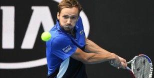 Avustralya Açık'ta Djokovic'in rakibi Medvedev