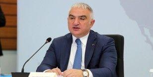 Kültür ve Turizm Bakanı Ersoy: İklim değişimi herhangi bir sektörün sorunu olmanın çok ötesindedir