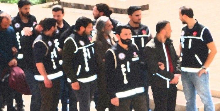 İstanbul'da organize suç örgütüne operasyon: 12 şüpheli yakalandı