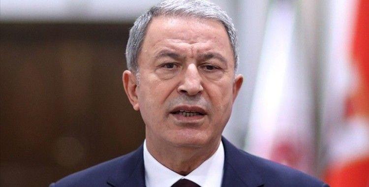 Akar: Pençe Kartal-2 ile PKK'nın sözde yönetiminde ciddi panik olduğu gelen istihbari bilgiler arasında