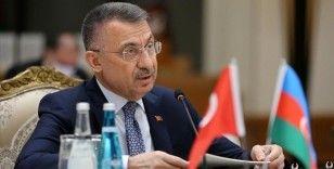 Cumhurbaşkanı Yardımcısı Oktay: Azerbaycan'la imzaladığımız protokol ticaret hacmi hedefi için önemli bir aşama
