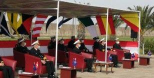 NATO Deniz Görev Grubu-2'nin komutası Türk Deniz Kuvvetleri Komutanlığı'na devredildi