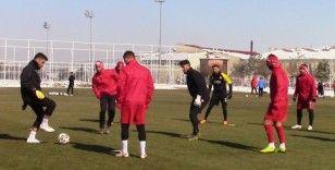 Sivasspor, Kayserispor hazırlıklarını tamamladı