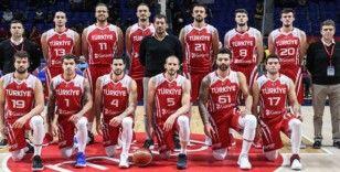 A Milli Erkek Basketbol Takımı, EuroBasket 2022'ye katılmayı garantiledi