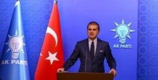 """AK Parti Sözcüsü Çelik: """"Albayrak'ı hedef alan CHP'yi kınıyoruz"""""""