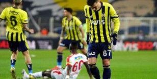 Süper Lig: Fenerbahçe: 0 - Göztepe: 1 (İlk yarı)