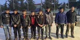 MSB sınırda 4 teröristin yakalandığını duyurdu