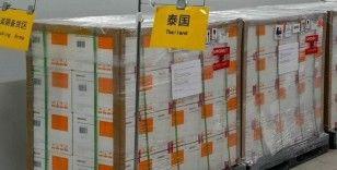 Çin Tayland'a 200 bin dozluk Covid-19 aşısı teslim edecek